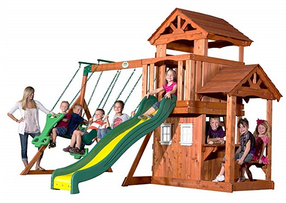 Top 5 Best Wooden Playsets 2019 Bestreviewsonline